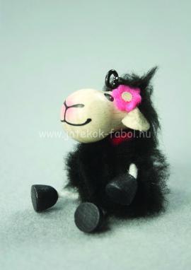 Bárány lány, fekete