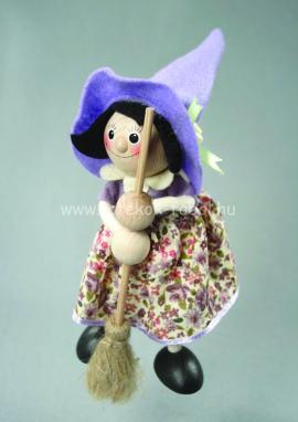 Boszorkány, lila