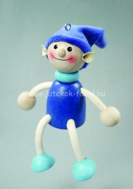 Manó fiú, kék