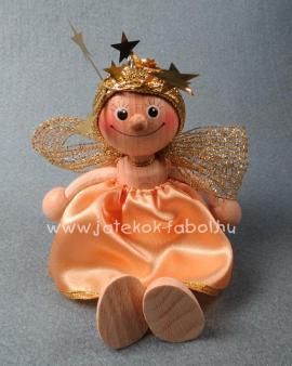 Angyalka, arany ruhás
