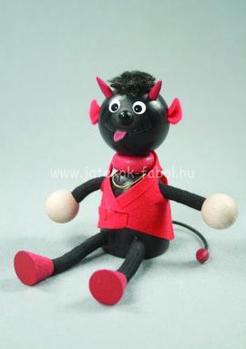 Ördög, fekete