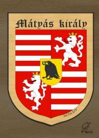 Címer - Hunyadi Mátyás