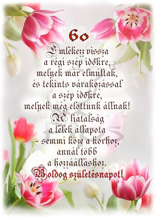 születésnapi idézetek 60 évesnek 60. születésnapra | Pipitér Ajándék fatárgyak.hu Webáruház születésnapi idézetek 60 évesnek