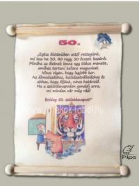 születésnapi köszöntők 50 éveseknek Születésnapra | Pipitér Ajándék fatárgyak.hu Webáruház születésnapi köszöntők 50 éveseknek